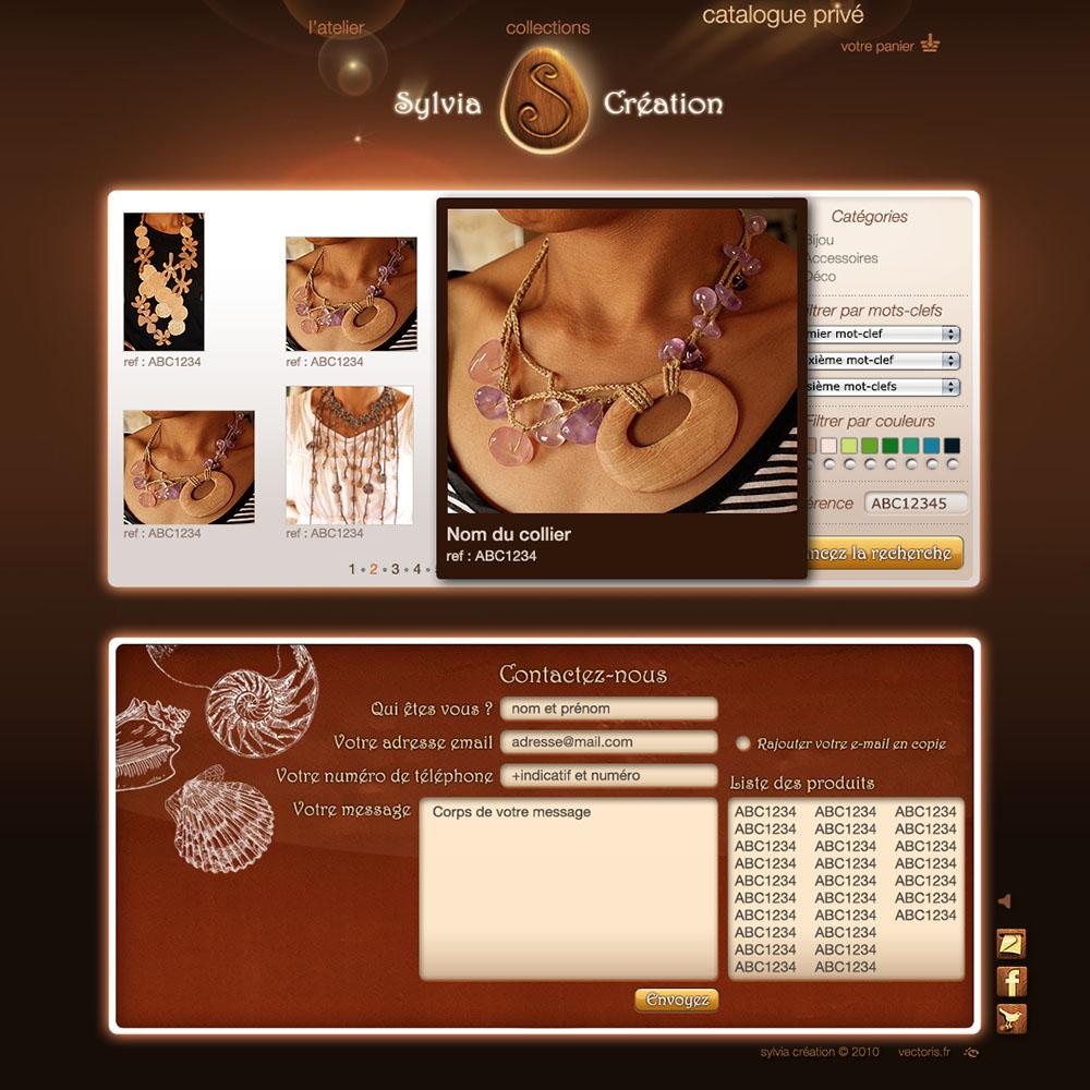 portfolio_web_SylviaCreation