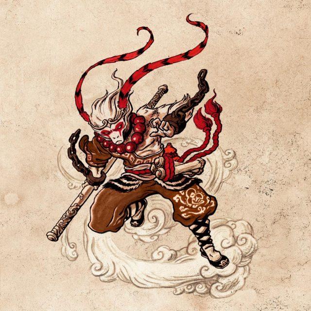 Sun Wukong Design